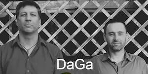 DaGa en concert au Soleil de la Butte