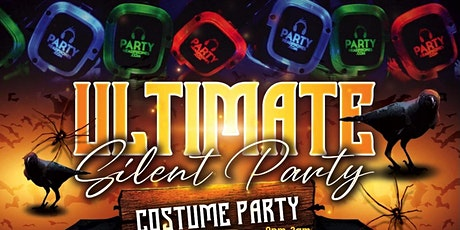 Ultimate Silent Party Costume Party Edition tickets