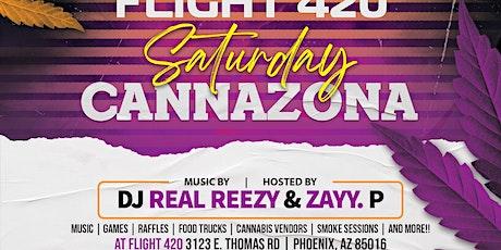 CANNAZONA AT FLIGHT420 tickets