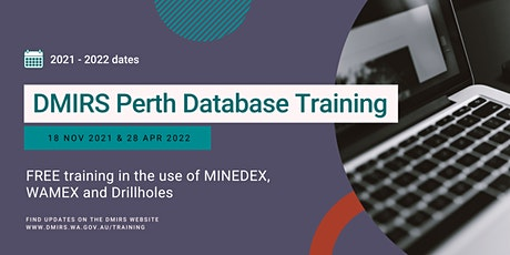 Mines and Mineral Deposits (MINEDEX) tickets