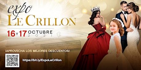 Expo LeCrillon 2021 boletos