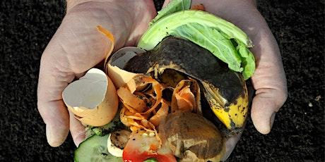 Beginner composting class tickets