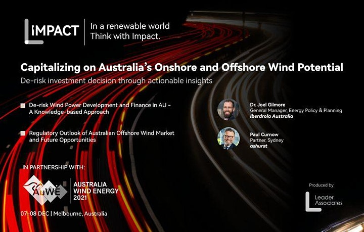 Capitalizing on Australia's Onshore and Offshore Wind Potential image