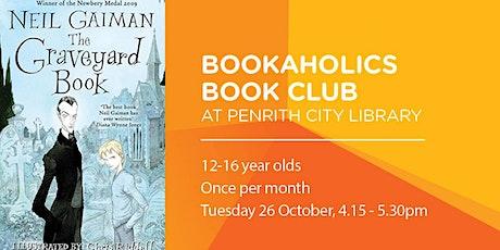 Bookaholics Book Club - October 2021 tickets