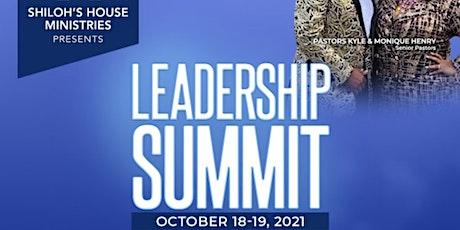 Leadership Summit tickets