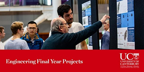 UC Engineering Final Year Project Online Presentions tickets