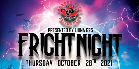Border City Fright Night tickets
