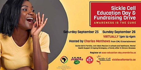 Sickle Cell Education Day & Fundraising Drive tickets