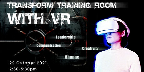 [Free VR Trial] Facilitating a Tech-Enabled Learning Experience tickets