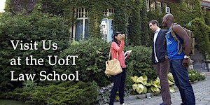 U of T Law - JD Campus Tours - Fall 2015