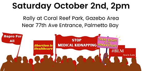 Miami March for Reproductive Justice tickets