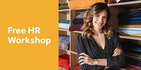 Free HR Workshop: Setting up your Business for Success - Subiaco tickets