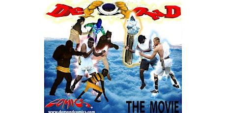 Demond Comics Movie tickets