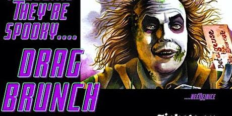 Drag Brunch: Halloween Edition tickets