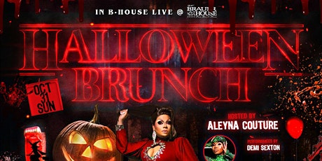 Halloween Brunch hosted by Aleyna Couture tickets