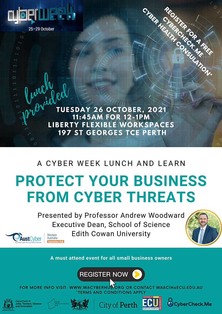 Protecting Your Business From Cyber Threats image