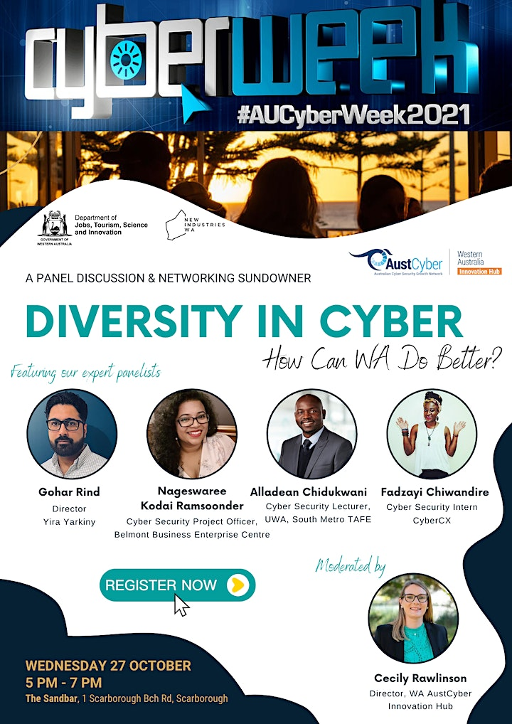 Diversity in Cyber: How Can WA Do Better? image