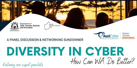 Diversity in Cyber: How Can WA Do Better? tickets