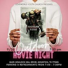 Park 'n' Chill - Outdoor Movie Night tickets