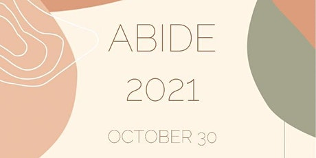 Abide 2021 / WALK tickets