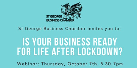 Is YOUR business ready for life after lockdown? tickets