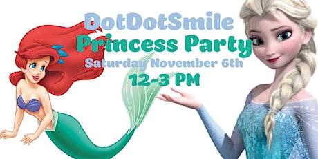 DotDotSmile Princess Party tickets