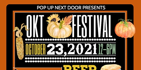 October Festival tickets