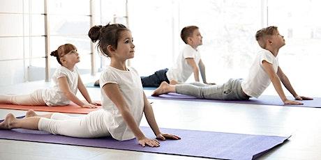 Kids Yoga & Mindfulness Open Class tickets