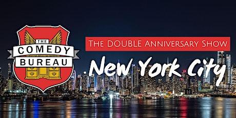 The Comedy Bureau Double Anniversary Show: NEW YORK CITY tickets