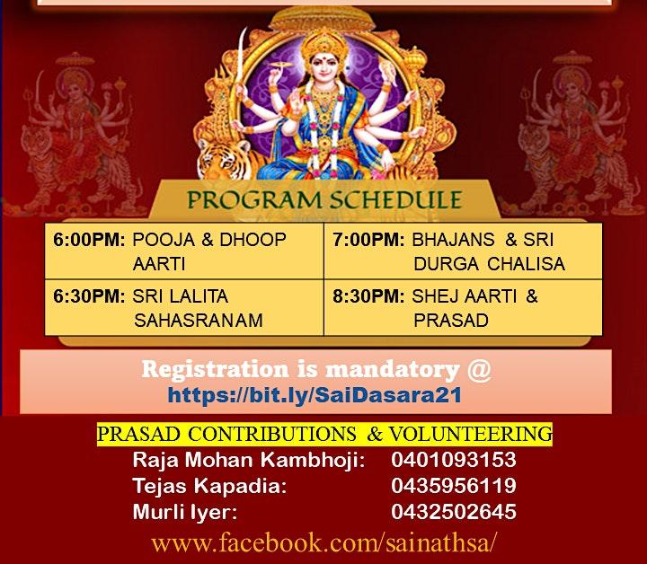 Dasara Celebration 2021 image