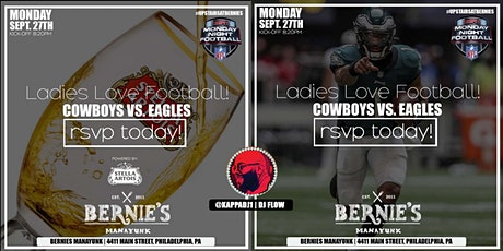LADIES LOVE FOOTBALL MNF WATCH PARTY POWERED BY STELLA ARTOIS tickets