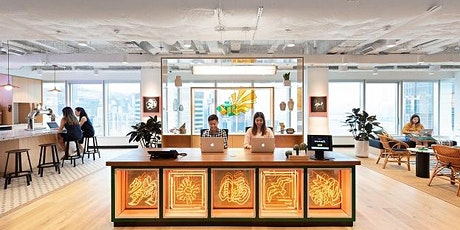 WeWork Celebrating  its Fifth Anniversary in Hong Kong tickets