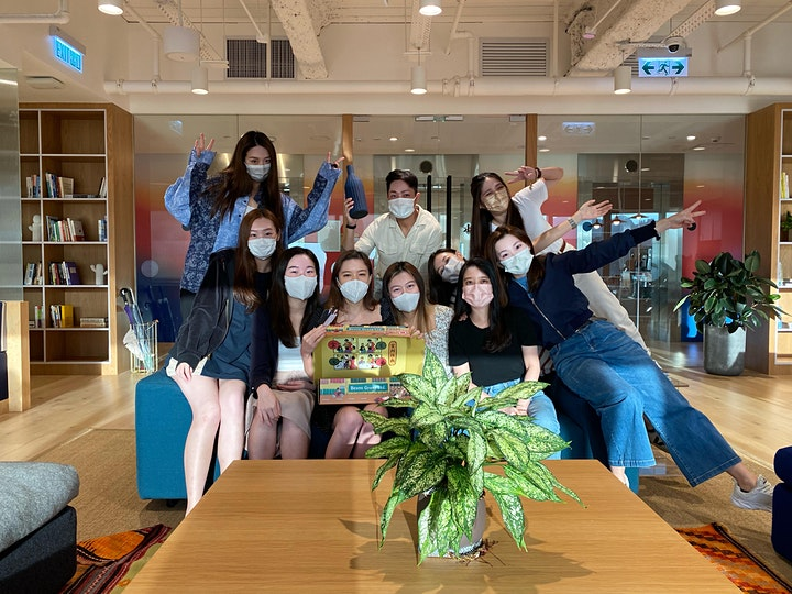 WeWork Celebrating  its Fifth Anniversary in Hong Kong image