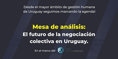 El futuro de la negociación colectiva en Uruguay. tickets