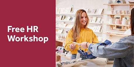 Free HR Workshop: Setting up your Business for Success - Bayswater VIC tickets