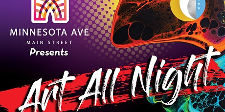 Art All Night Ward 7 @ Minnesota Avenue Main Street NE tickets