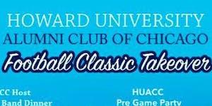 Howard University Vs. Morgan State Tailgate