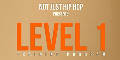Level 1 Beginners Dance Training Program tickets