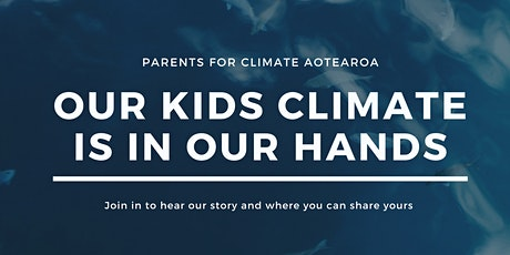 Parenting in a Climate Crisis tickets