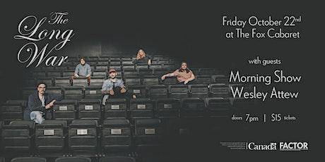 The Long War - Under a Heavy Sky Album Release tickets