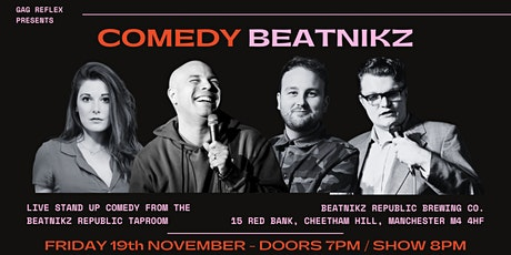Comedy Beatnikz tickets