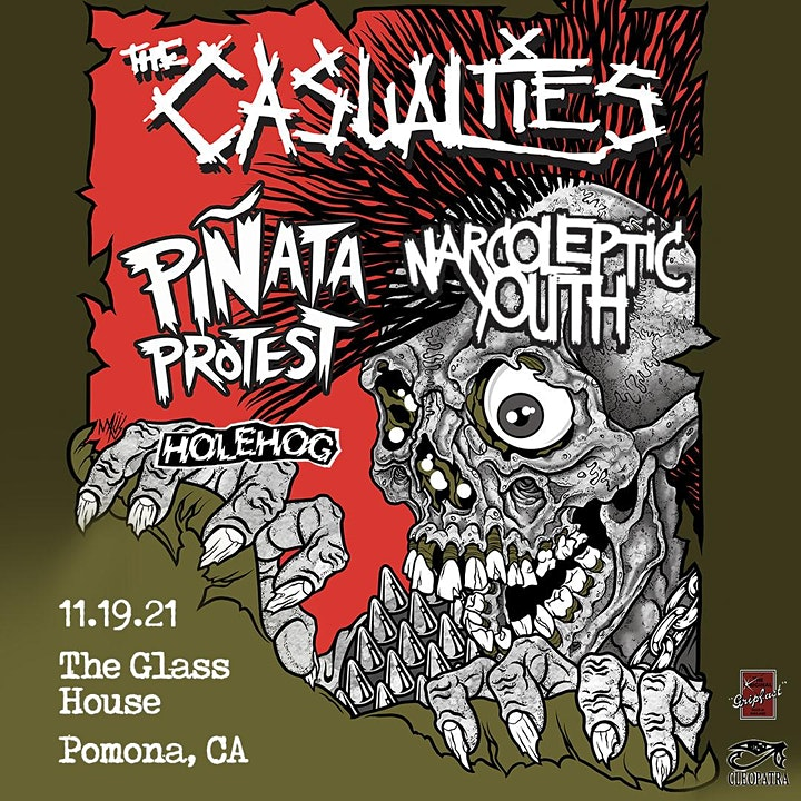 The Casualties image