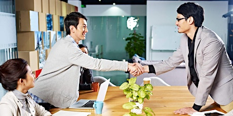 BLCU - Chinese Greetings on Business Occasions Free Trial Class tickets