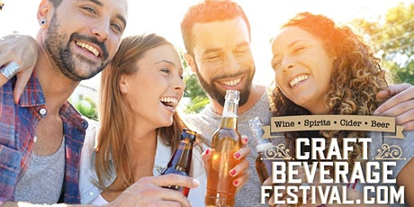 The Great American Craft Beverage Festival tickets