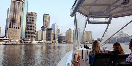 Tides of Brisbane Boat Tour tickets