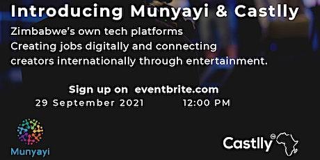 Introducing Munyayi and Castlly Zimbabwe's  New Technological Platforms Tickets