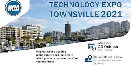 IICA TOWNSVILLE TECHNOLOGY EXPO 2021 tickets
