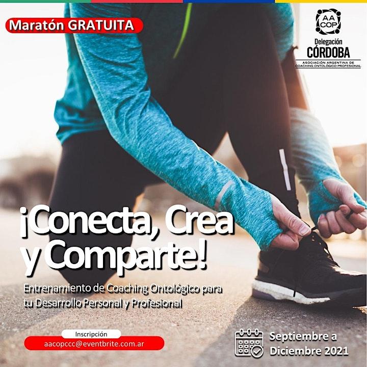 Imagen de ¡Conecta, Crea y Comparte! Entrenamientos Gratuitos de Coaching Ontológico