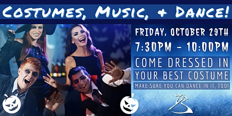 Costumes, Music, & Dance! tickets