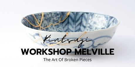 Kintsugi Workshop tickets